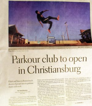 Article in The Roanoke Times!