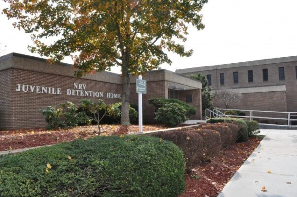 NRV Juvenile detention center pic