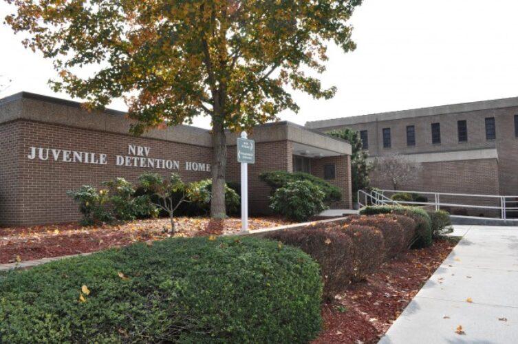 NRV Juvenile detention center pic